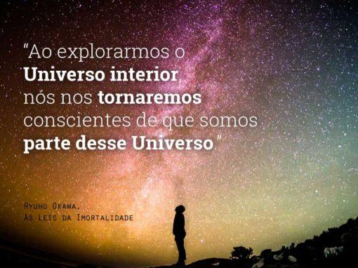 Somos parte desse Universo